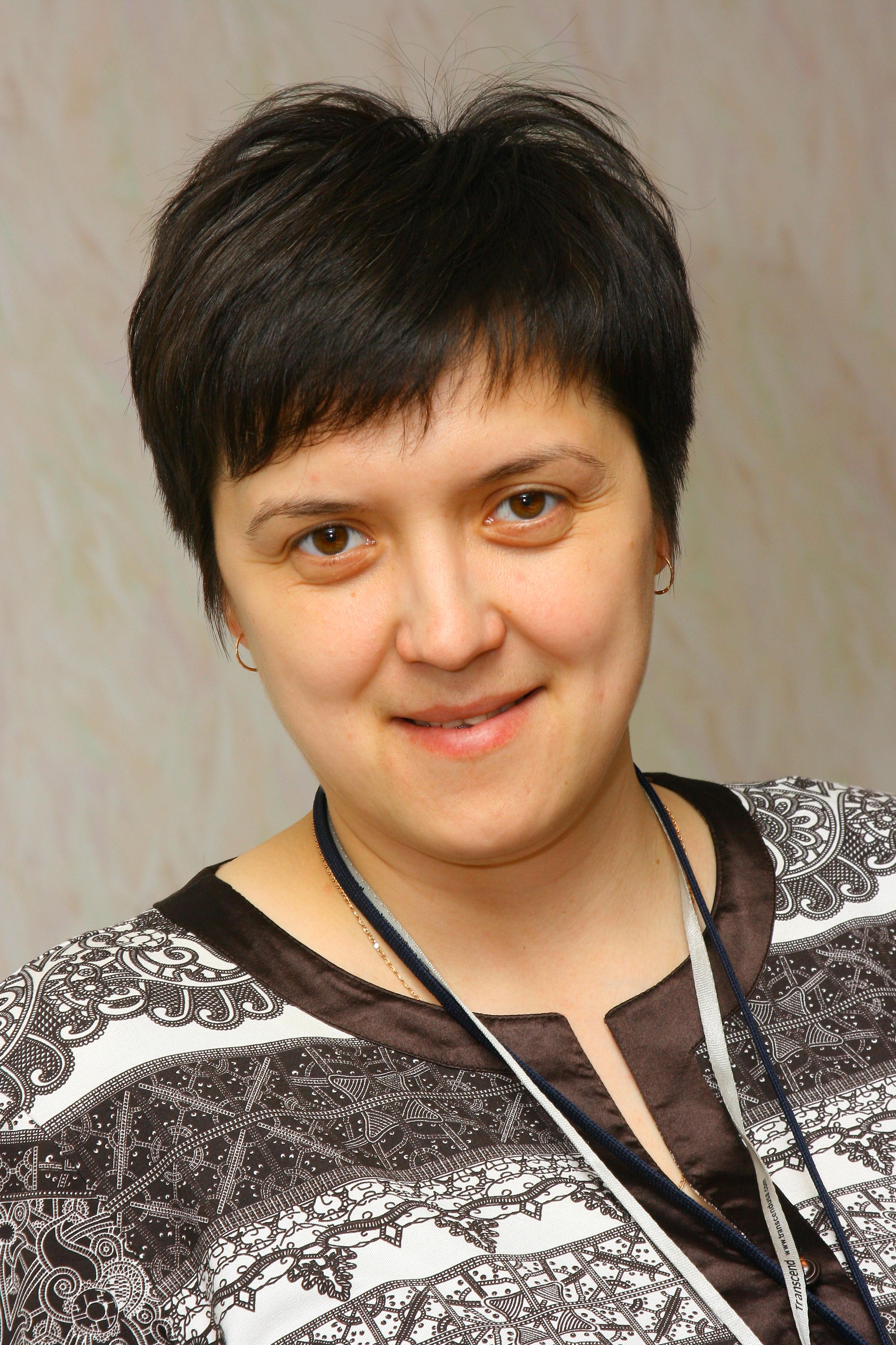 О.Н. Саратовкина